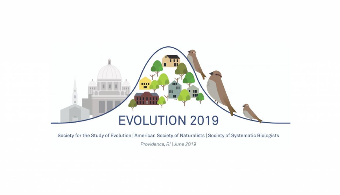 Evolution 2019 Logo